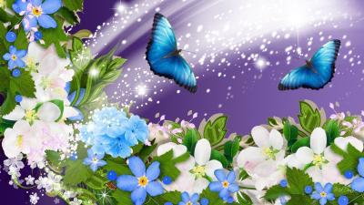 Summer Flower Backgrounds - Wallpaper Cave