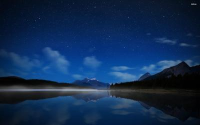 Night Sky Stars Wallpapers - Wallpaper Cave