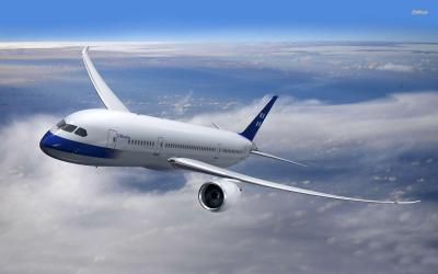 Boeing 787 Wallpapers - Wallpaper Cave