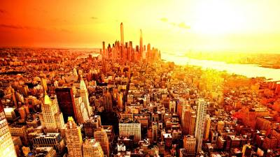 New York Skyline Wallpapers - Wallpaper Cave