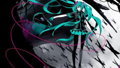 Vocaloid Wallpapers - Wallpaper Cave