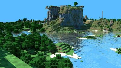 Minecraft Backgrounds HD - Wallpaper Cave