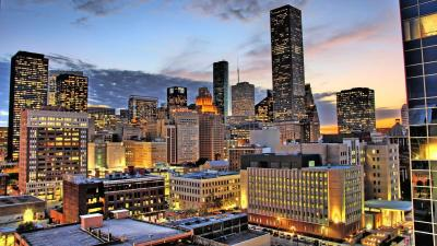 Houston Skyline Wallpapers - Wallpaper Cave