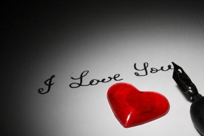 I Love You Heart Wallpapers - Wallpaper Cave