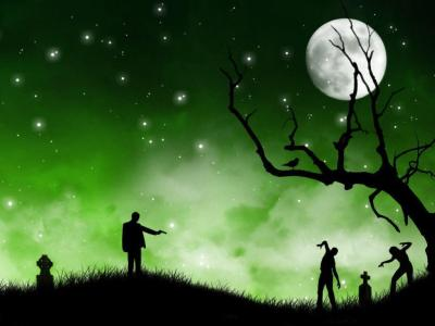 Cool Zombie Backgrounds - Wallpaper Cave