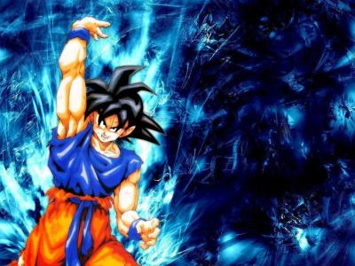 Dragon Ball Z Wallpapers Goku - Wallpaper Cave