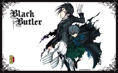 Black Butler Wallpapers - Wallpaper Cave