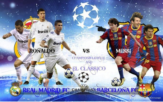 Messi Vs Ronaldo Wallpapers 2017 Hd Wallpaper Cave