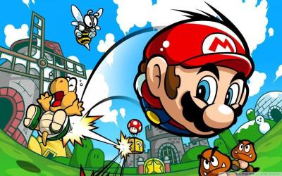 Cool Mario Backgrounds - Wallpaper Cave