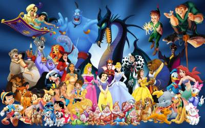 Disney HD Wallpapers - Wallpaper Cave
