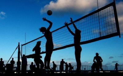 Volleyball Backgrounds - Wallpaper Cave