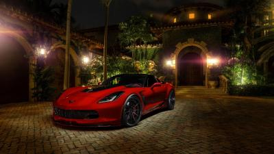 Corvette 2017 Wallpapers HD - Wallpaper Cave