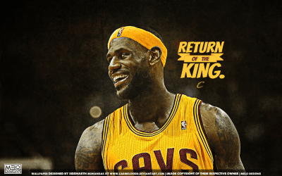 Lebron James Cleveland Wallpapers 2016 - Wallpaper Cave
