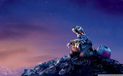 WALL-E Wallpapers - Wallpaper Cave