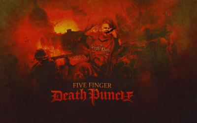 Five Finger Death Punch Wallpapers - Wallpaper Cave
