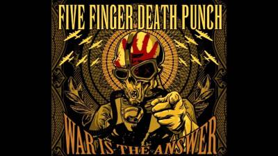 Five Finger Death Punch Wallpapers - Wallpaper Cave