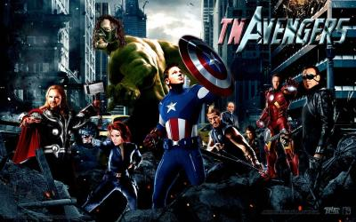 Avengers 2 Wallpapers - Wallpaper Cave