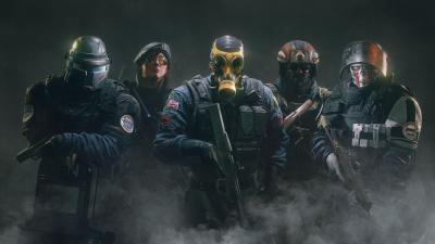 Rainbow Six Siege Wallpapers - Wallpaper Cave