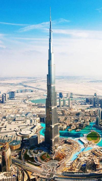 Burj Khalifa Wallpapers - Wallpaper Cave