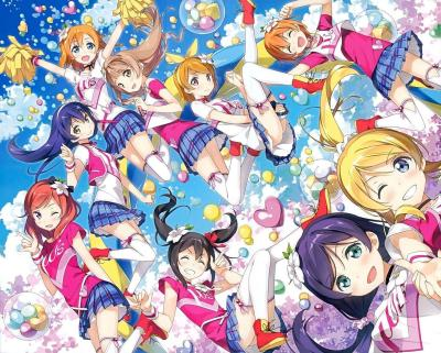 Love Live! Wallpapers - Wallpaper Cave