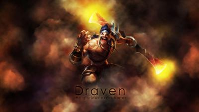 Draven Wallpapers - Wallpaper Cave