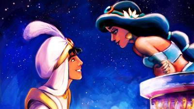 Aladdin Wallpapers - Wallpaper Cave