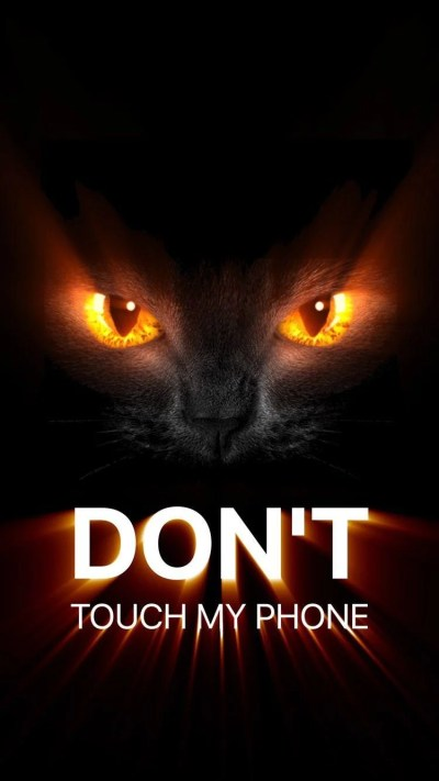 Don't Touch My Phone Wallpapers - Wallpaper Cave