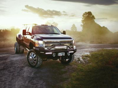 Lifted Trucks Wallpapers - Wallpaper Cave