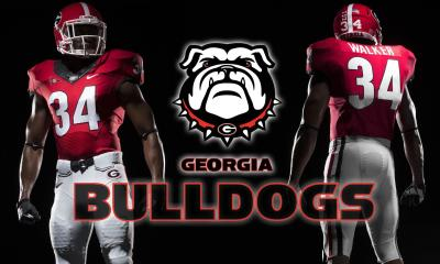 Georgia Bulldogs Wallpapers - Wallpaper Cave