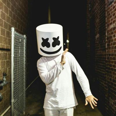 Dj Marshmello Wallpapers - Wallpaper Cave