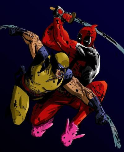 Wolverine Vs Deadpool Wallpapers - Wallpaper Cave