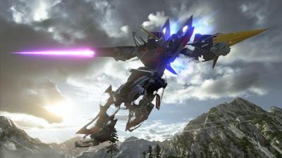 Gundam Versus Wallpapers - Wallpaper Cave