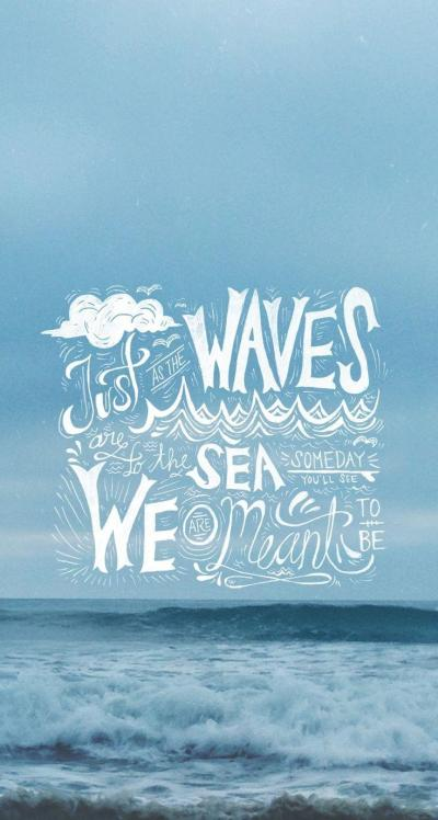 Beach Quotes Wallpapers - Wallpaper Cave