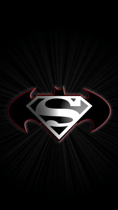 Batman Vs Superman Logo Wallpapers - Wallpaper Cave