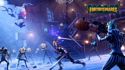 Fortnite Season 3 Wallpapers - Wallpaper Cave