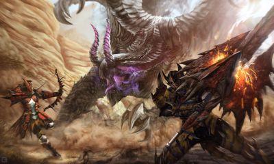 Monster Hunter World Wallpapers - Wallpaper Cave