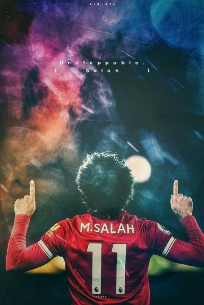 Mohamed Salah Liverpool Wallpapers - Wallpaper Cave