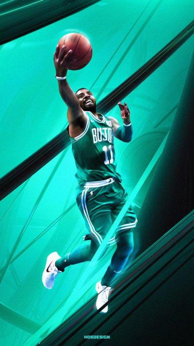 Kyrie Irving Boston Celtics Wallpapers - Wallpaper Cave
