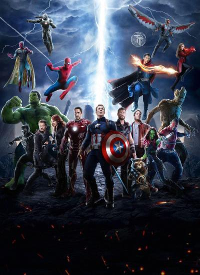 Avengers: Infinity War Movie Wallpapers - Wallpaper Cave