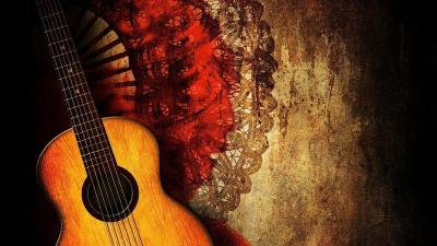 Spanish Guitar Wallpapers - Wallpaper Cave