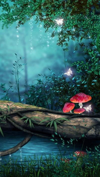 3D HD Nature Wallpapers For Mobile - Wallpaper Cave