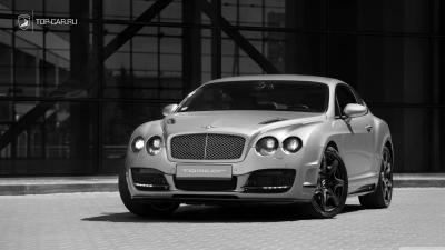 Bentley Continental GT Wallpapers - Wallpaper Cave