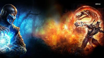 Mortal Kombat X Scorpion Wallpapers - Wallpaper Cave