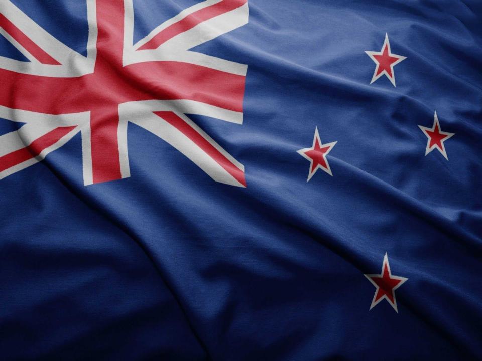 New Zealand Flag Wallpaper Floweryred2com