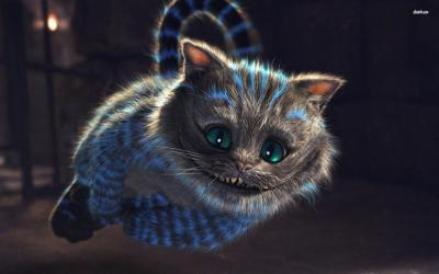 Cheshire Cat Wallpapers - Wallpaper Cave