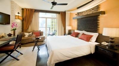Cool Bedroom Design HD Wallpaper - WallpaperFX