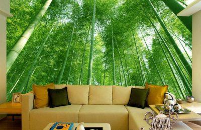 8 Wallpaper Dinding Pemandangan Untuk Semua Ruangan
