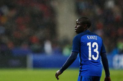 N'golo Kante Wallpaper