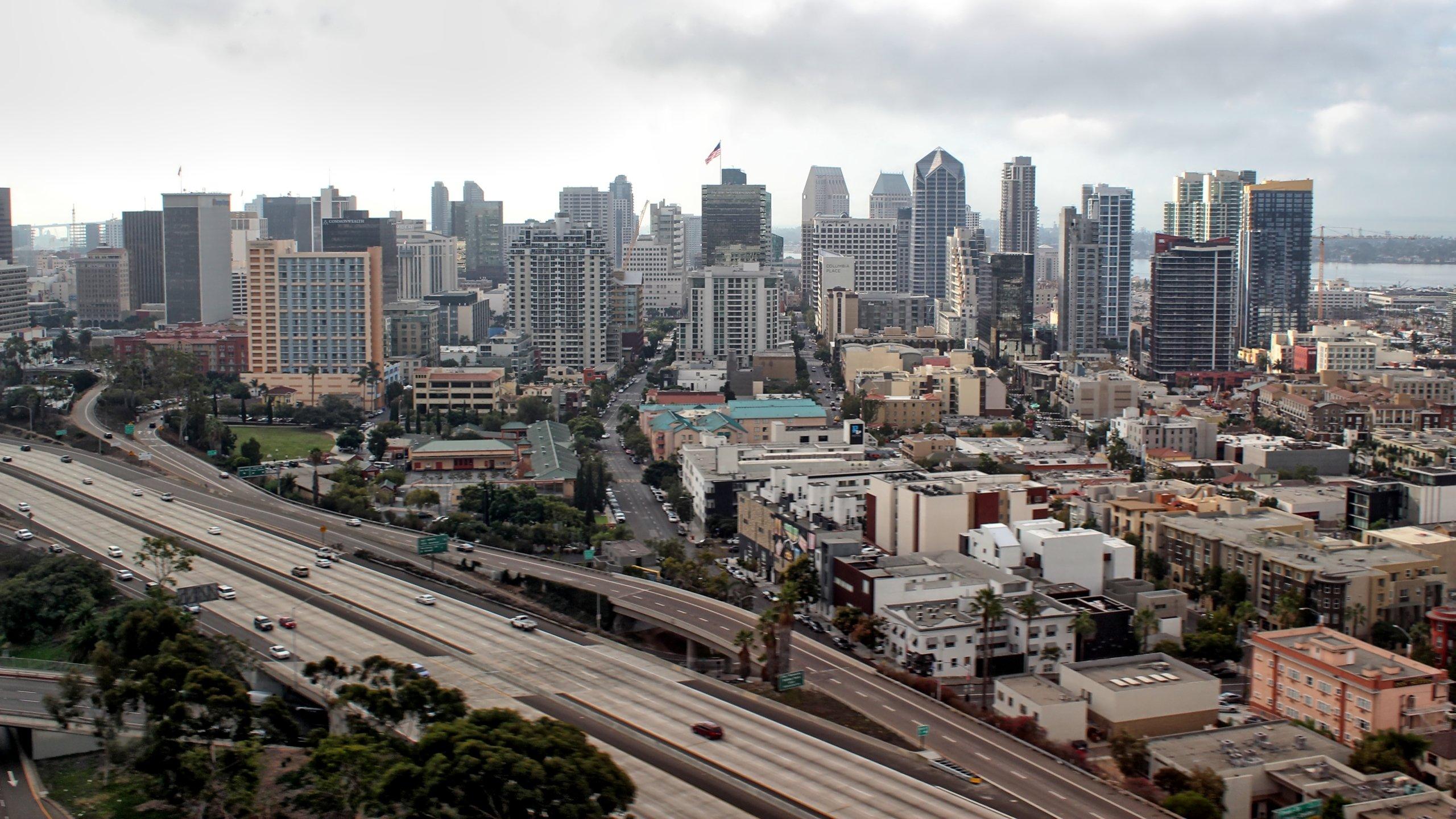 Fullsize Of San Diego Wallpaper