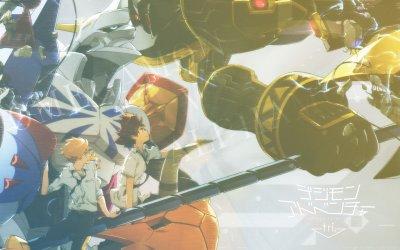 Digimon Adventure wallpapers 1920x1200 desktop backgrounds